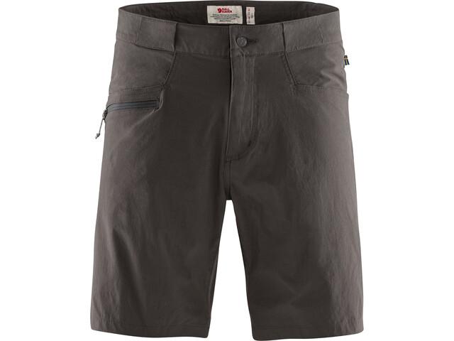Fjällräven High Coast Lite Short Homme, dark grey